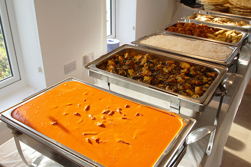 Yet more fine Indian cuisine for residents to enjoy at our Curry & Chaat Night
