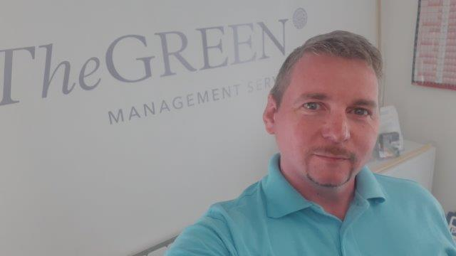 Paul, the Maintenance Technician at The Green